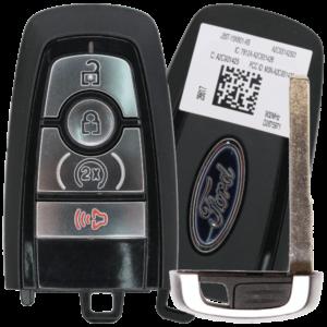 Ford 4 Button Proximity Smart Key Fcc M3N-A2C931426 Pn 164-R8182