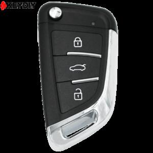 KEYDIY BMW Style 3 Button flip Key KD-B29