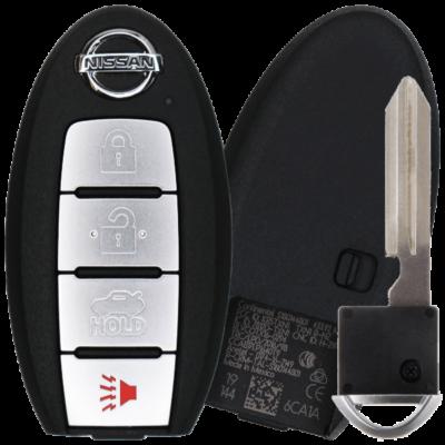 Nissan 4 Button Proximity Remote Smart Key Fcc KR5TXN1 Pn 285E3-6CA1A