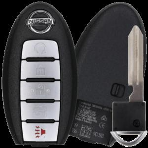 Nissan 5 Button Proximity Remote Smart Key Fcc KR5TXN7 Pn 285E3-9DJ3B
